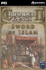 Jaquette Crusader Kings II: Sword of Islam