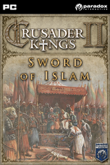 Jaquette Crusader Kings II : Sword of Islam