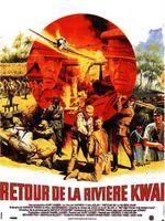 Affiche Retour de la rivière Kwaï