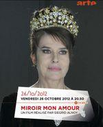Affiche Miroir mon amour