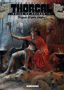 Couverture Digne d'une reine - Les Mondes de Thorgal : Kriss de Valnor, tome 3