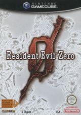 Jaquette Resident Evil Zero