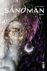 Couverture Sandman : L'Intégrale, tome 1