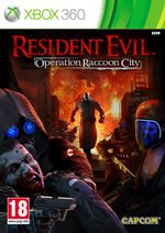 Jaquette Resident Evil : Operation Raccoon City