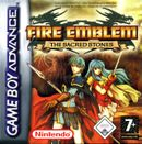 Jaquette Fire Emblem : The Sacred Stones
