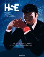 Couverture HSE (Human Stock Exchange), tome 1