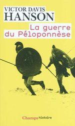 Couverture La guerre du Péloponnèse