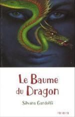 Couverture Le baume du dragon