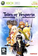 Jaquette Tales of Vesperia