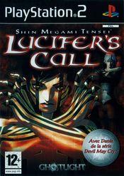 Jaquette Shin Megami Tensei: Lucifer's Call