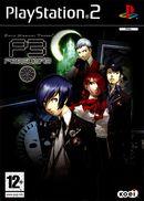 Jaquette Shin Megami Tensei : Persona 3