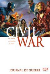 Couverture Journal de guerre - Civil War, tome 4