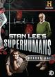 Affiche Stan Lee et les Super-Humains