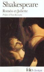 Couverture Roméo et Juliette