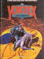 Couverture Campbell, voyageur du temps (1) - Vortex, tome 1