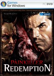 Jaquette Painkiller: Redemption