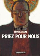Couverture Priez pour nous - Léon la Came, tome 3