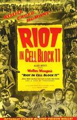 Affiche Les Révoltés de la cellule 11