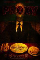Affiche Proxy: A Slender Man Story