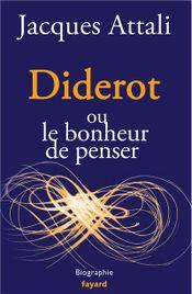 Couverture Diderot ou le bonheur de penser