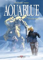 Couverture Septentrion - Aquablue, tome 13