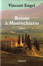 Couverture Retour à Montechiarro