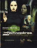 Couverture La Pré-École Techno - Les Technopères, tome 1