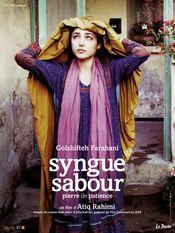 Affiche Syngué Sabour, pierre de patience