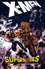 Couverture X-Men: Supernovas