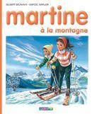 Couverture Martine à la montagne