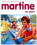 Couverture Martine au parc