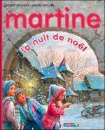 Couverture Martine, la nuit de Noël