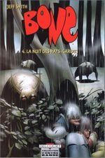 Couverture La Nuit des Rats Garous - Bone (N&B), tome 4