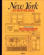 Couverture New York, les recettes cultes
