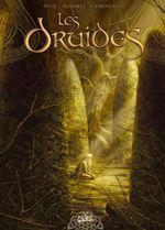 Couverture La lance de Lug - Les Druides, tome 3