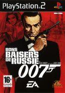 Jaquette Bons Baisers de Russie 007