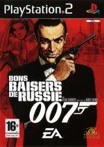 Jaquette 007 : Bons Baisers de Russie
