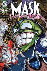 Couverture The Mask Strikes Back