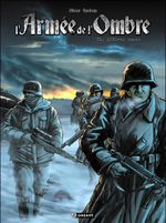 Couverture L'Hiver russe - L'Armée de l'Ombre, tome 1