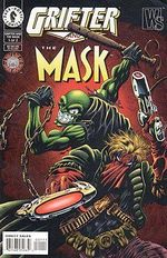 Couverture Grifter and The Mask