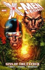 Couverture X-Men Legacy: Sins of the Father