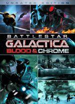 Affiche Battlestar Galactica : Blood & Chrome
