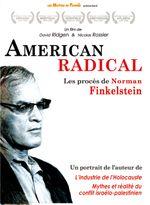Affiche American Radical - Les procès de Norman Finkelstein