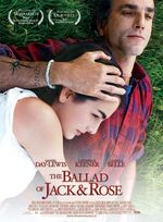 Affiche The Ballad of Jack and Rose