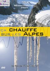 Affiche Ca chauffe sur les Alpes