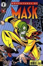 Couverture Adventures of the Mask