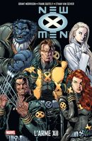 Couverture L'Arme XII - New X-Men, tome 2