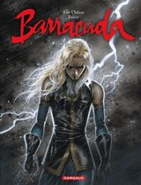 Couverture Duel - Barracuda, tome 3