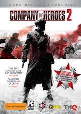 Jaquette Company of Heroes 2