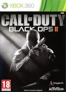 Jaquette Call of Duty : Black Ops II